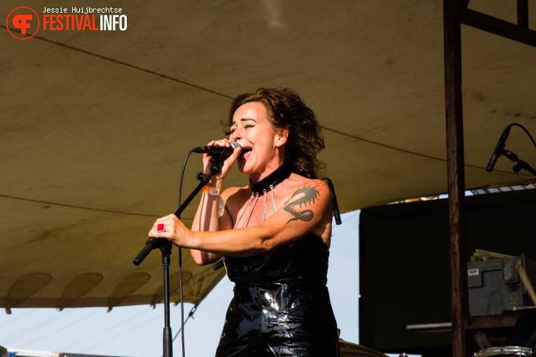 Tease & Denial op Magneet Festival 2016 foto