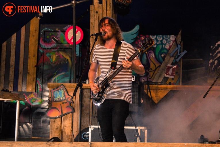 The Black Cult op Magneet Festival 2016 foto