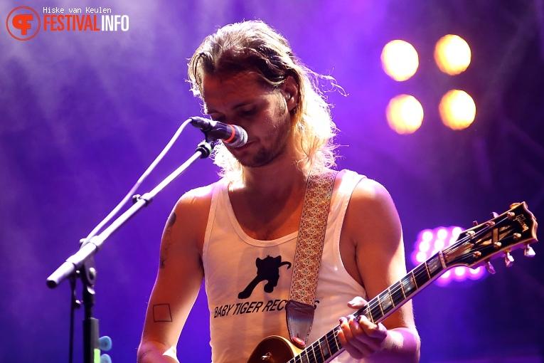 Jett Rebel op Festival de Opening 2016 foto