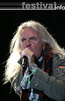 Foto Saxon op Wacken Open Air 2007