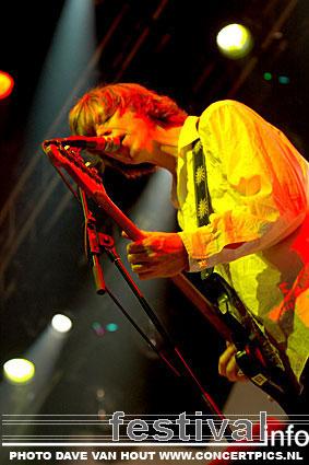 Foto Sonic Youth op Lowlands 2007