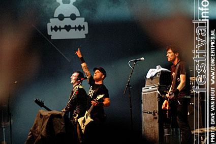Foto Heideroosjes op Lowlands 2007