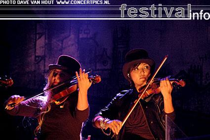 The Good, The Bad & The Queen op Lowlands 2007 foto