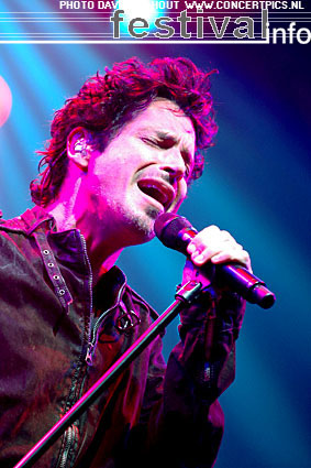 Chris Cornell op Lowlands 2007 foto