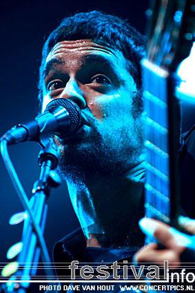 Gabriel Rios op Lowlands 2007 foto