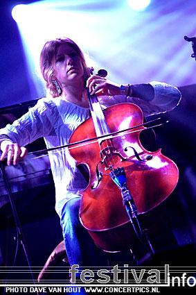 Damien Rice op Lowlands 2007 foto