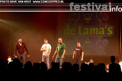 Foto De Lama's op Lowlands 2007