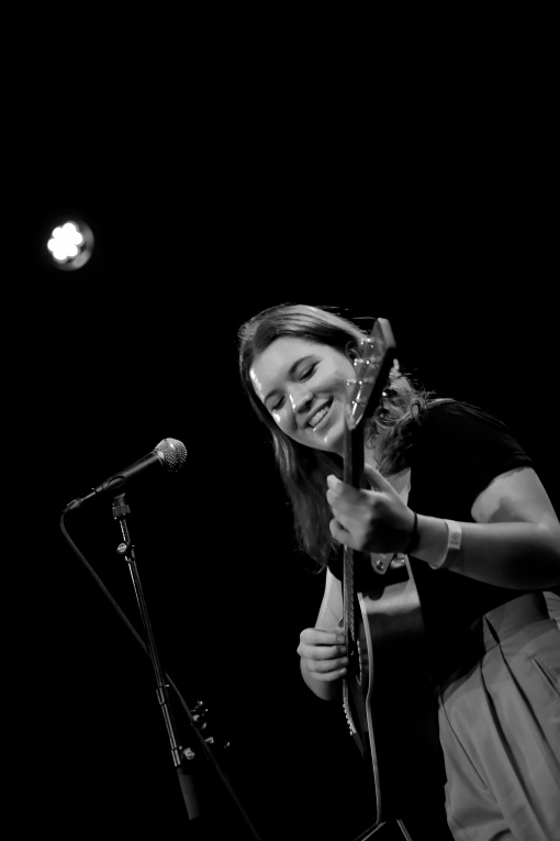 Gracie Folds op 7 Layers Festival 2016 foto