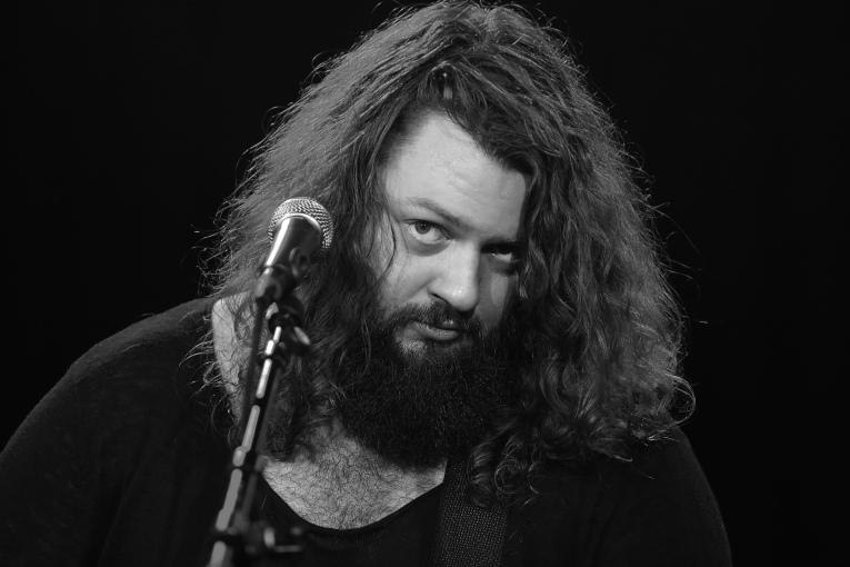 John Joseph Brill op 7 Layers Festival 2016 foto