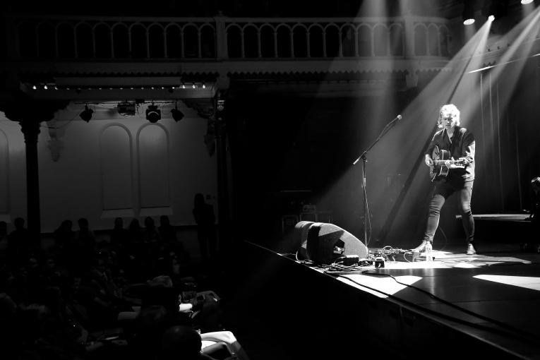 Rhodes op 7 Layers Festival 2016 foto