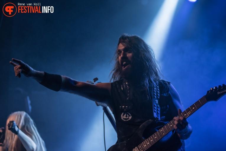 The Agonist op Epic Metal Fest 2016 foto