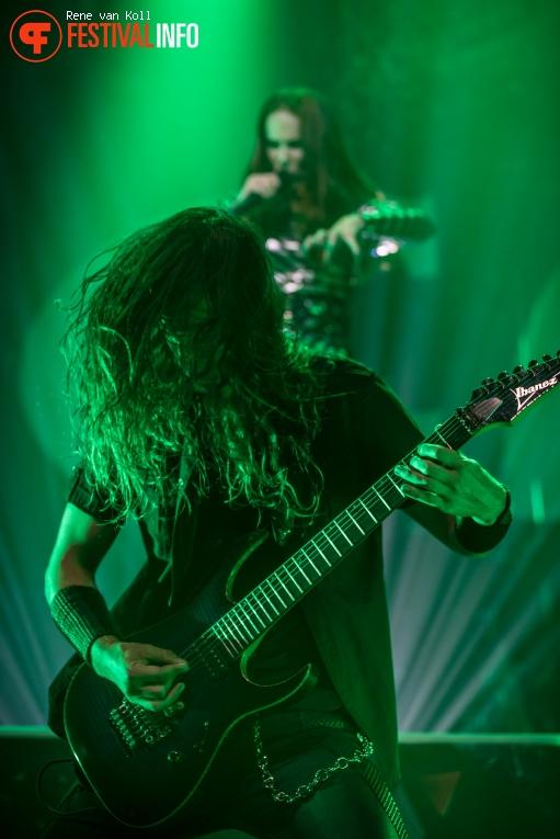 Foto Epica op Epic Metal Fest 2016
