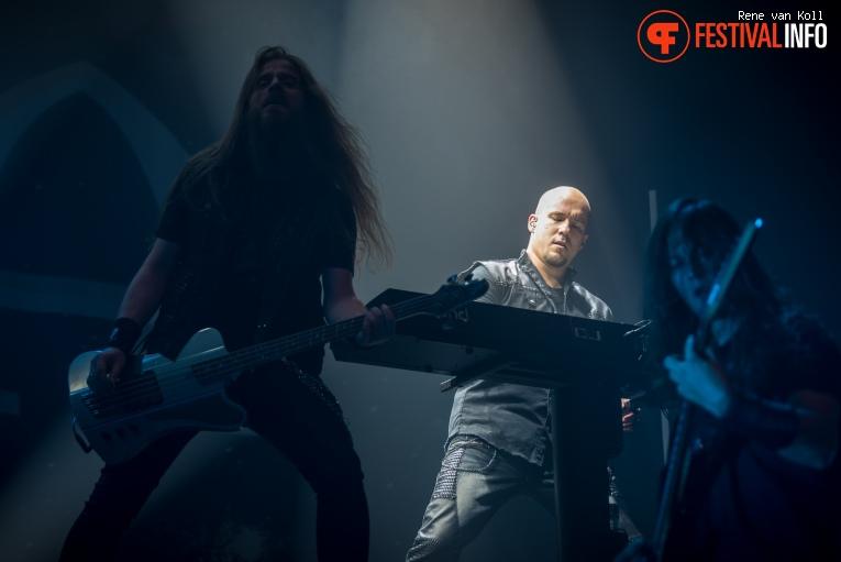 Epica op Epic Metal Fest 2016 foto