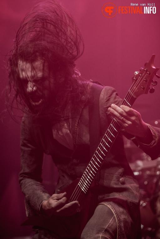 Fleshgod Apocalypse op Epic Metal Fest 2016 foto