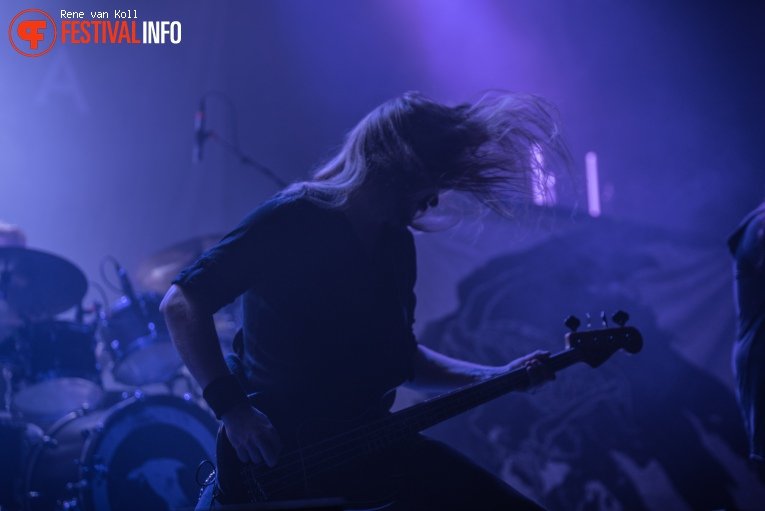 Foto Katatonia op Epic Metal Fest 2016