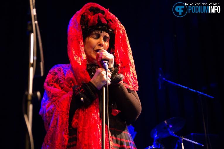 Foto Lene Lovich Band op Lene Lovich Band - 07/10 - Nieuwe Nor