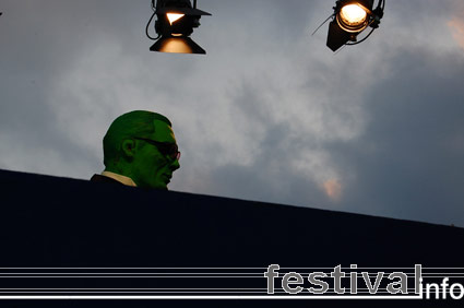 Foto Dr. Lektroluv op Mystery Land 2007