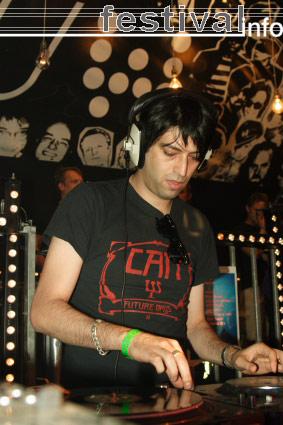 Erol Alkan op Mystery Land 2007 foto