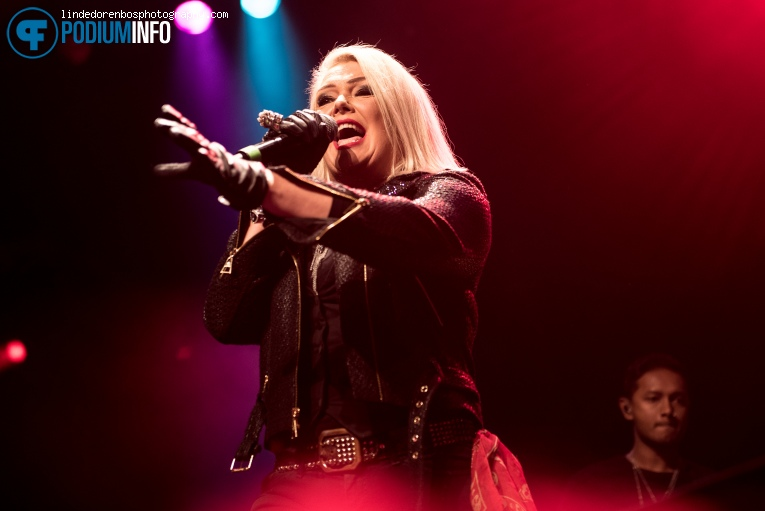 Foto Kim Wilde op Kim Wilde - 16/10 - TivoliVredenburg