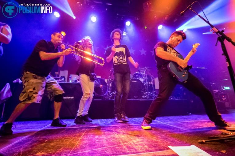 Less than Jake - 16/10 - Melkweg foto