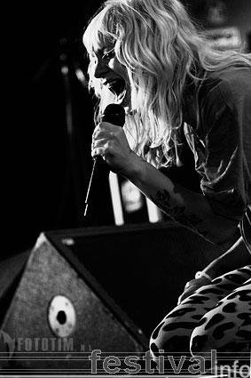 Foto Krezip op Huntenpop 2007