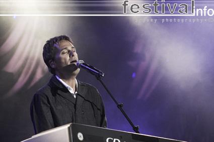 Michael W. Smith op Flevo Festival 2007 foto