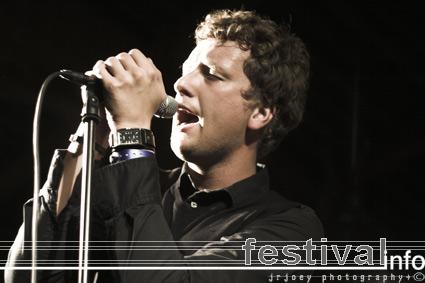 This Beautiful Mess op Flevo Festival 2007 foto