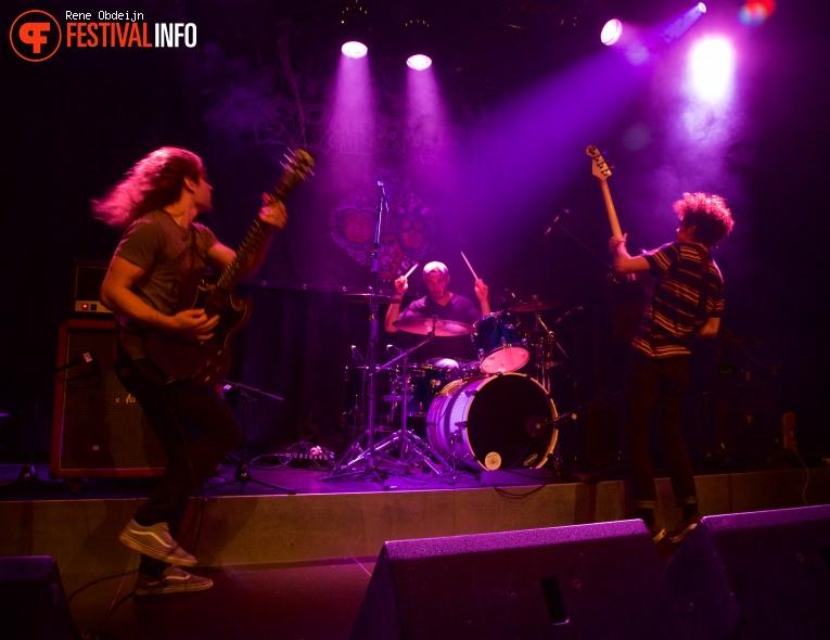 Foto Magnetic Spacemen op Beerland 2016