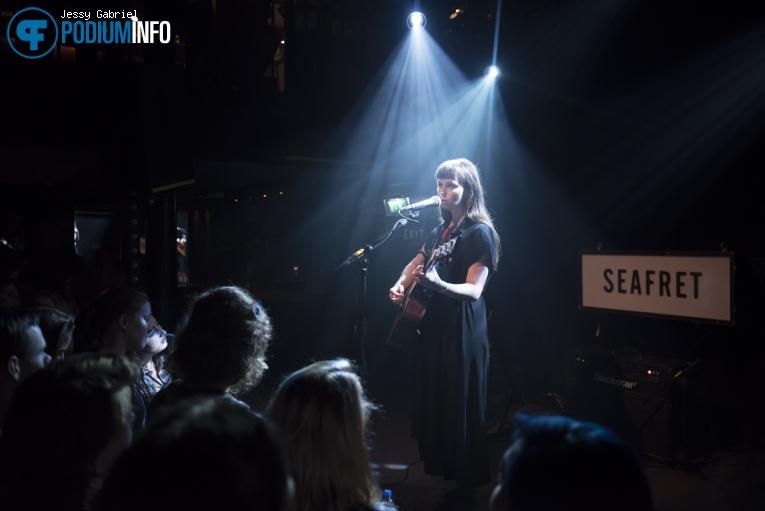 Siv Jakobsen op Seafret - 21/11 - Bitterzoet foto