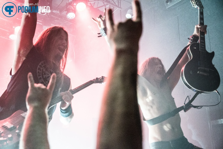 Foto Enslaved op Enslaved 25: Spinning Wheel Ritual - 08/11 - 013