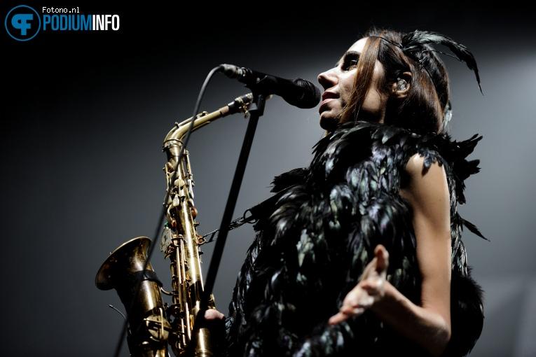 Foto PJ Harvey op PJ Harvey - 16/10 - Heineken Music Hall