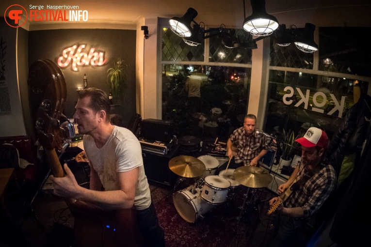 Moonshine Reunion op Billy's Got The Blues 2016 foto