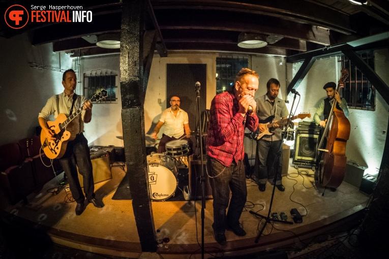 Harmony Two Tones op Billy's Got The Blues 2016 foto