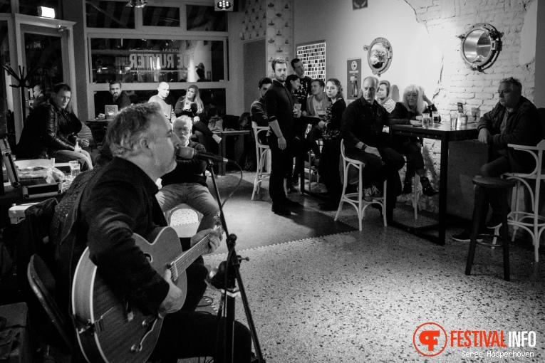 Fossen & Struijk Band op Billy's Got The Blues 2016 foto