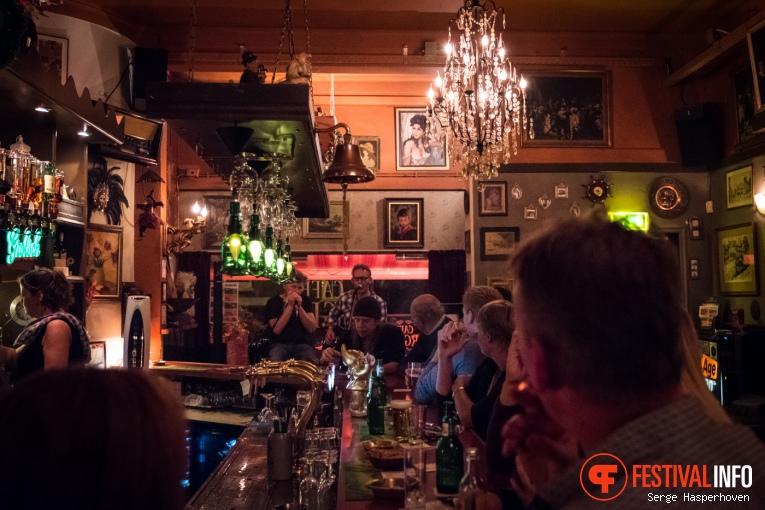 Richard van Bergen op Billy's Got The Blues 2016 foto