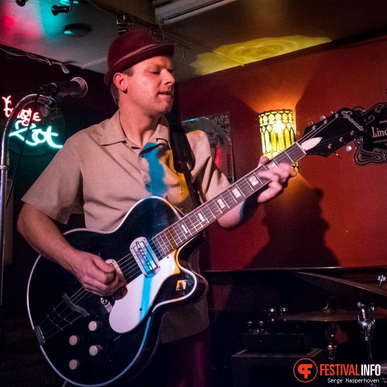 Shakedown Tim & the Rhythm Revue op Billy's Got The Blues 2016 foto