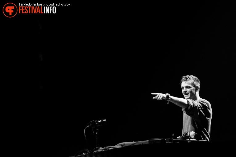 Foto Martin Garrix op Amsterdam Dance Event 2016 - Woensdag