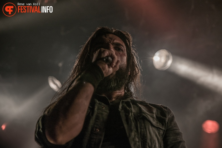 Textures op Amsterdam Metal Fest foto