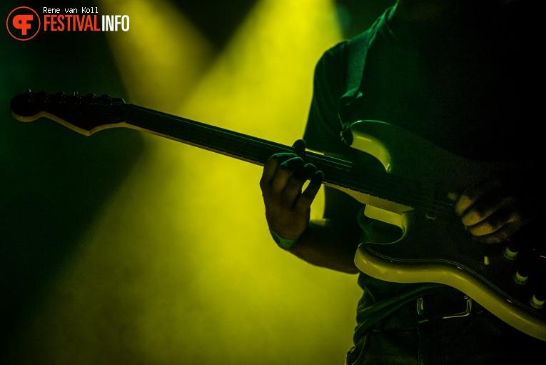 Exivious op Amsterdam Metal Fest foto