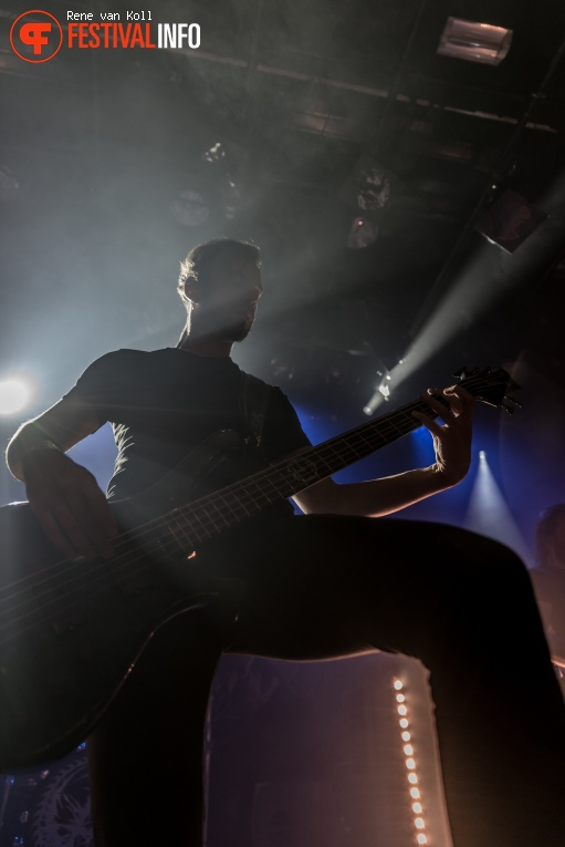 Foto Aborted op Amsterdam Metal Fest