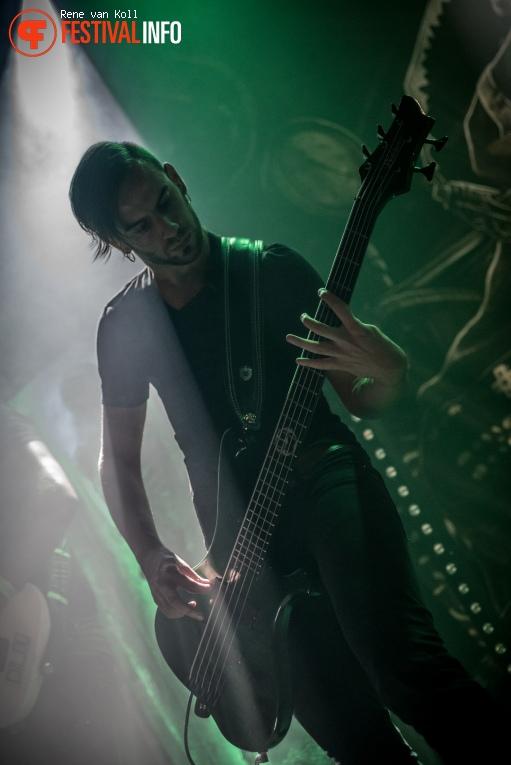 Aborted op Amsterdam Metal Fest foto
