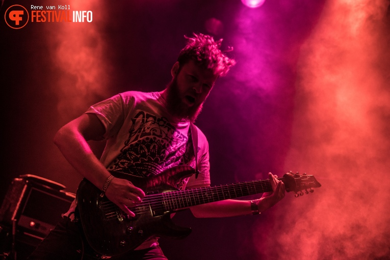 Hibakusha op Amsterdam Metal Fest foto