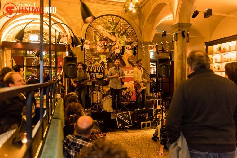 St. Solaire op Popronde Leiden 2016 foto