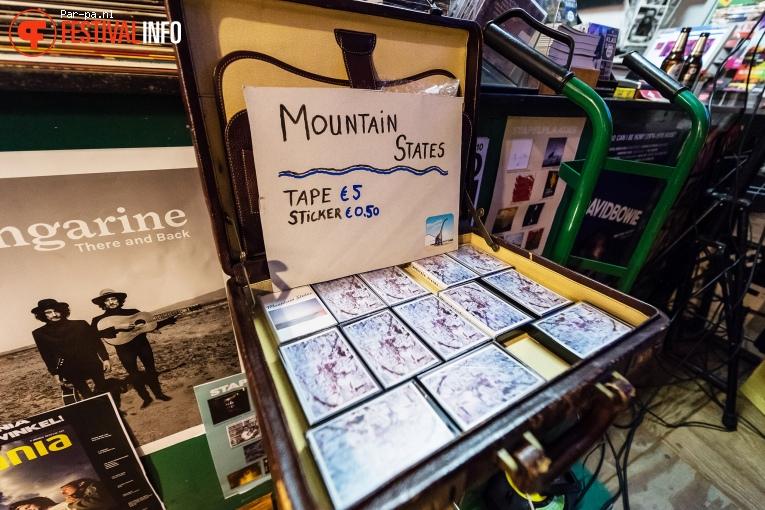 Mountain States op Popronde Leiden 2016 foto