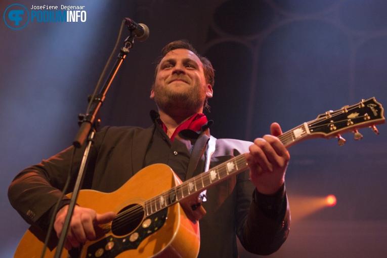 Hans Hannemann op Douwe Bob - 12/11 - Paradiso foto