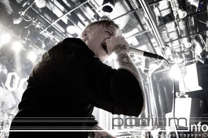 Maroon op As I Lay Dying - 12/9 - Melkweg foto
