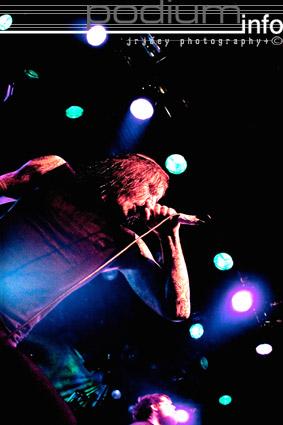 Foto As I Lay Dying op As I Lay Dying - 12/9 - Melkweg