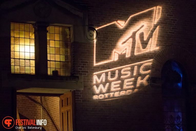 Nielson op MTV Music Week 2016 foto
