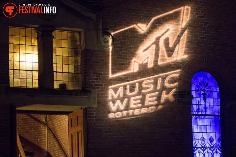 Broederliefde op MTV Music Week 2016 foto