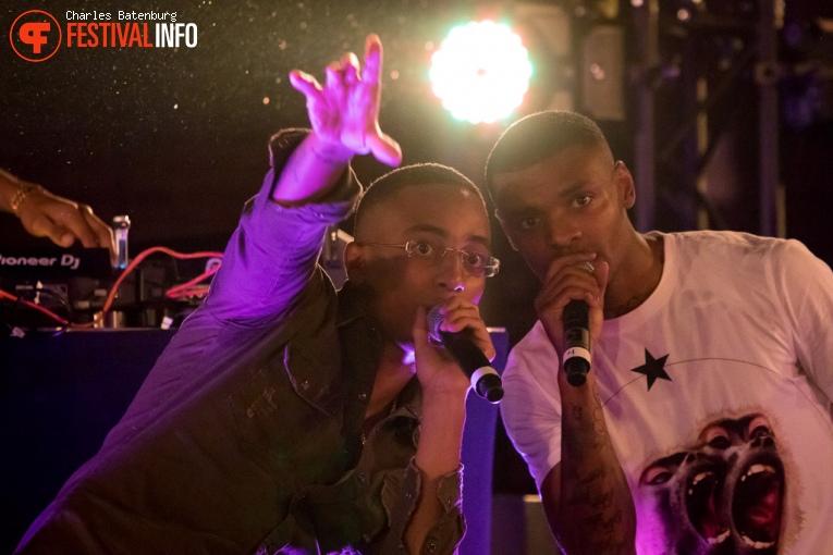 Foto Broederliefde op MTV Music Week 2016
